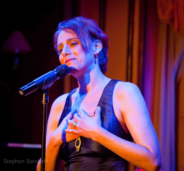 3 at Judy Kuhn Performs at Feinstein's!