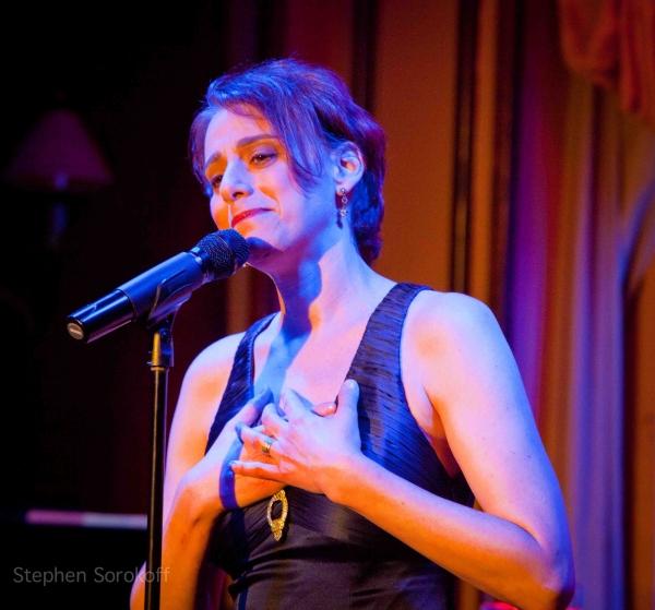 Judy Kuhn at Judy Kuhn Performs at Feinstein's!