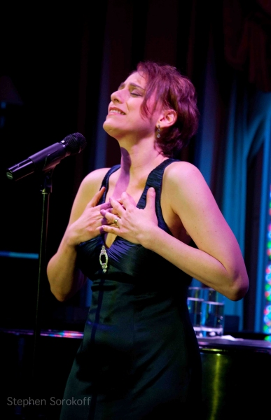 Photo Flash: Judy Kuhn Performs at Feinstein's!