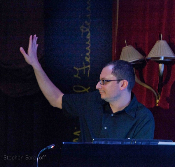 Dan Lipton at Judy Kuhn Performs at Feinstein's!