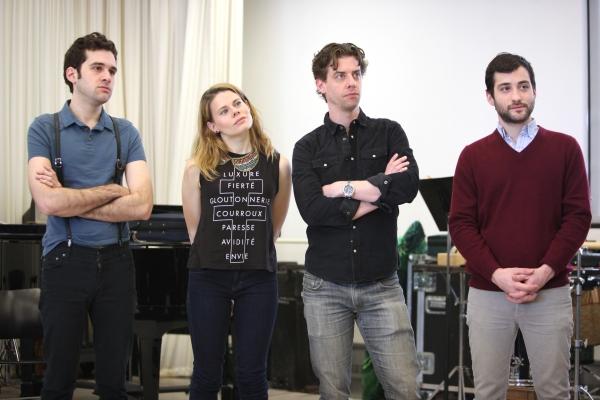 Photo Coverage: Meet the Cast of PETER AND THE STARCATCHER!