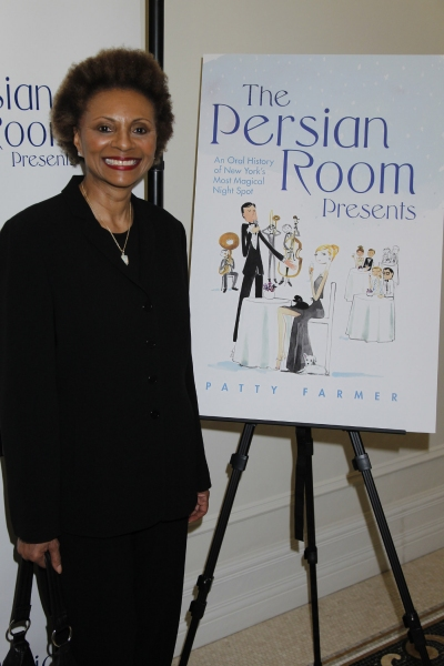 Photo Flash: Tommy Tune, Eve Plumb, et al. Celebrate Release of Patty Farmer's 'The Persian Room Presents'