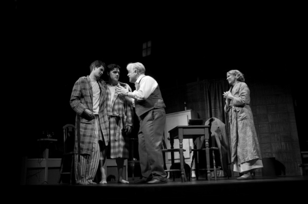 Photo Flash: First Look at DEATH OF A SALESMAN Starring Andrew Garfield & Philip Seymour Hoffman!