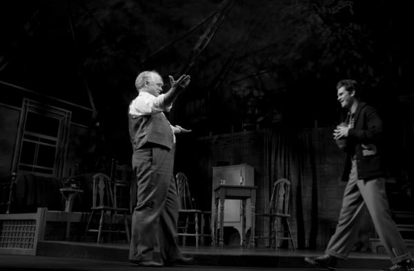 Philip Seymour Hoffman and Andrew Garfield