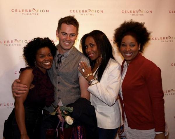 Kelly Jenrette, Michael Matthews, Sixx Leah-Patrice Carter and Lorie Moore.