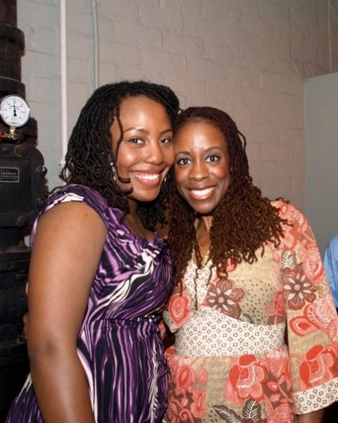 Cesili Williams and Jacquelin Lorraine Photo