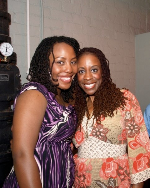 Cesili Williams and Jacquelin Lorraine