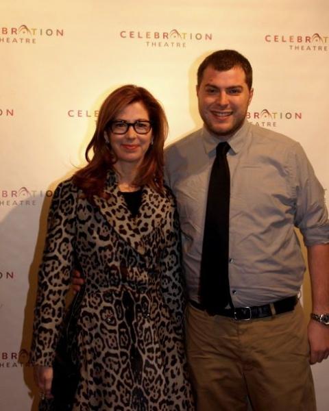 Dana Delany and Andrew Carlberg Photo