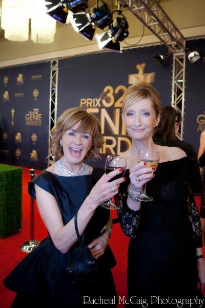 Deb McGrath and Shiela McCarthy Photo