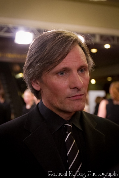 Viggo Mortensen at The 2012 Genie Awards!