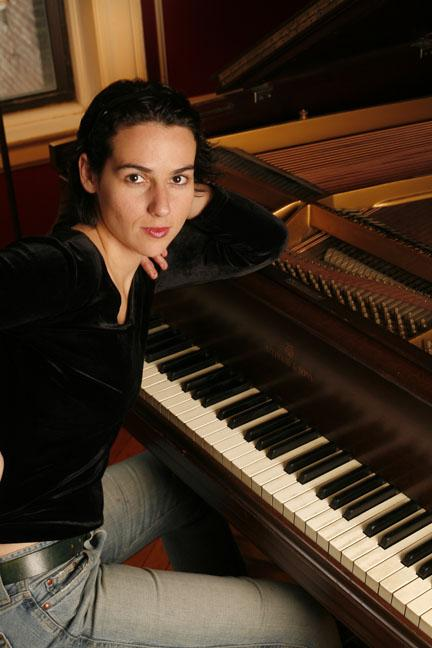 Music/Words Presents Concert Featuring Clarice Assad & Inna Faliks With Samantha Malk, 4/22