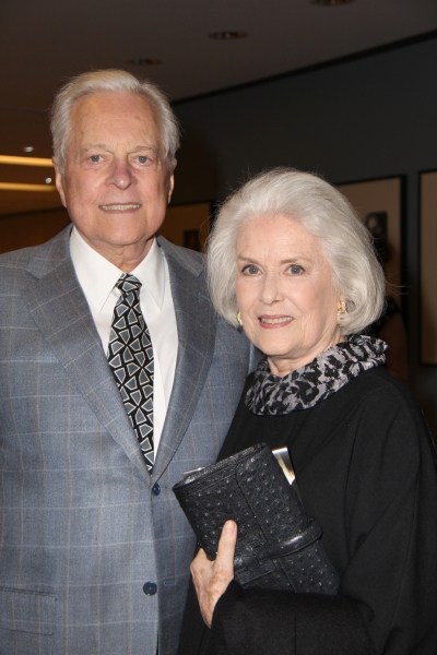 Robert Osborne and Sally Ann Howes