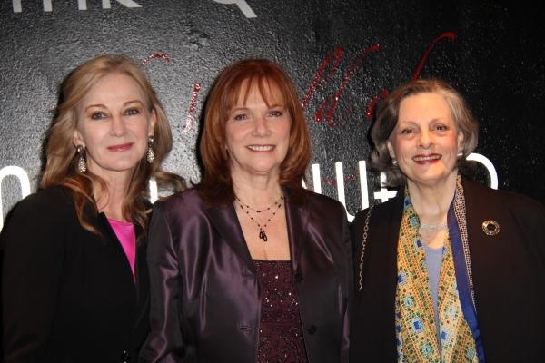 Caroline Lagerfelt, Jacqueline Z. Davis and Dana Ivey