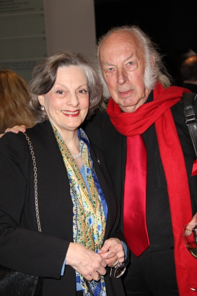 Photo Flash: THE WORLD OF NOEL COWARD Opening Reception
