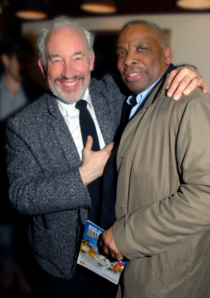 Photo Flash: Simon Callow Returns to BEING SHAKESPEARE
