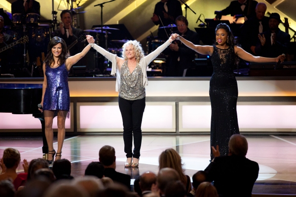 Martina McBride, Carole King,  and Jennifer Hudson pictured at The Smith Center For The Performing Arts Opening Night in Las Vegas, NV on March 10, 2011. © RD/Kabik/ Retna Digital ***HOUSE COVERAGE***