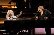 Carole King and Mavis Staples at Jennifer Hudson, Neil Patrick Harris, Carole King & More Open Smith Center for the Performing Arts
