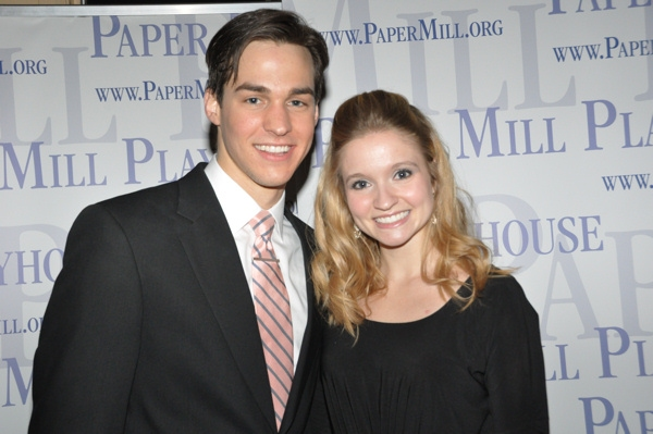 Photo Coverage: DAMN YANKEES Celebrates Opening Night at Paper Mill Playhouse