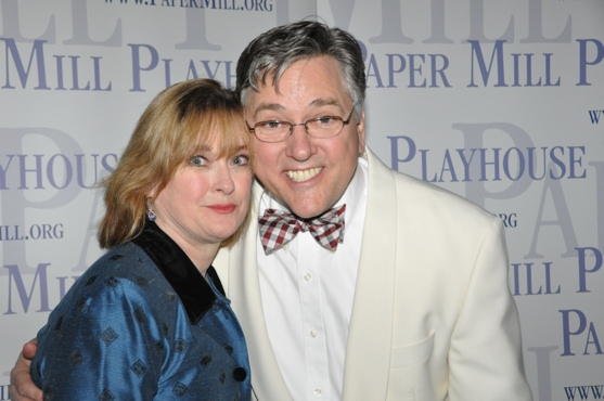 Joseph Kolinski and Patti Cohenour