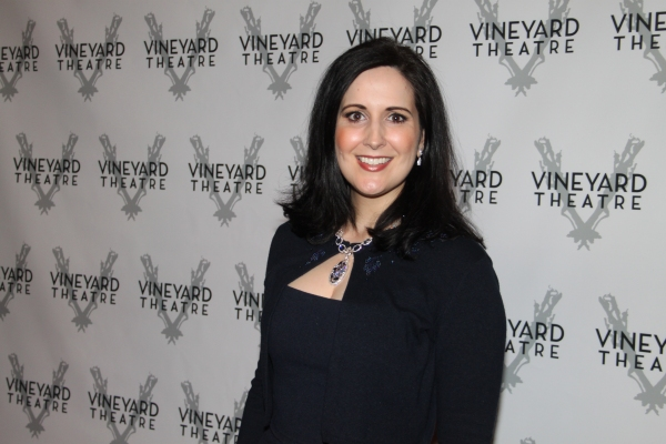Stephanie D'Abruzzo at Vineyard Gala Honors Linda Lavin