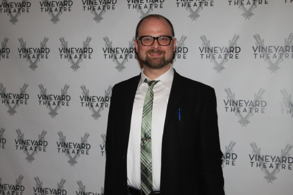 Carl Andress at Vineyard Gala Honors Linda Lavin