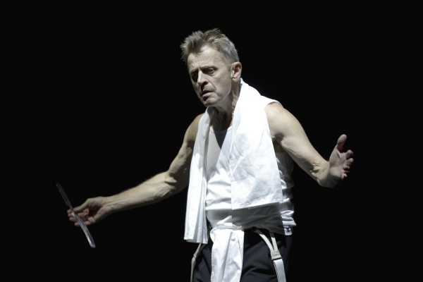 Photo Flash: Baryshnikov in Berkley Rep's IN PARIS