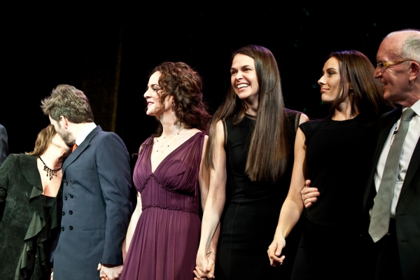 Photo Coverage: Laura Benanti, Kevin Kline, Sutton Foster and more Celebrate Patti LuPone at PATTI'S TURN!