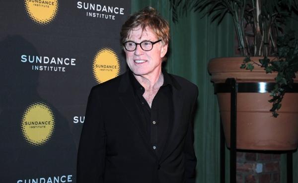 Robert Redford at Robert Redford, Julie Taymor & More Celebrate Sundance Institute in NYC