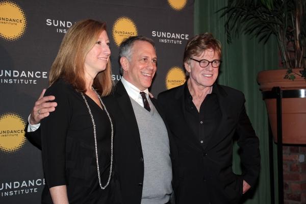 Keri Putnam, Philip Himberg, Robert Redford