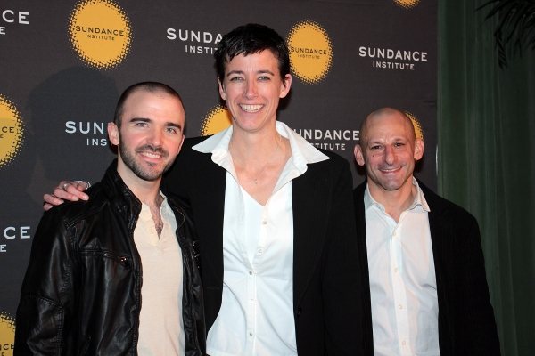 Brian Ellingsen, Rachel Hauck, Mark Bennett at Robert Redford, Julie Taymor & More Celebrate Sundance Institute in NYC