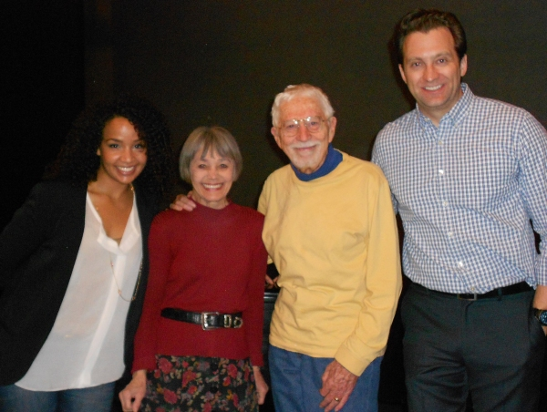 Photo Flash: Cast Meet & Greet for THE SHOW GOES ON at York Theatre