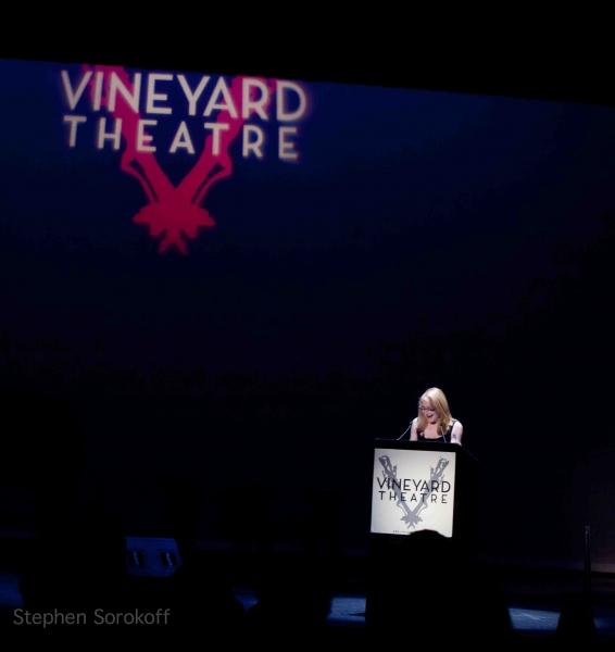 Photo Coverage: Debra Messing, Marlo Thomas & More Honor Linda Lavin at Vineyard Theatre