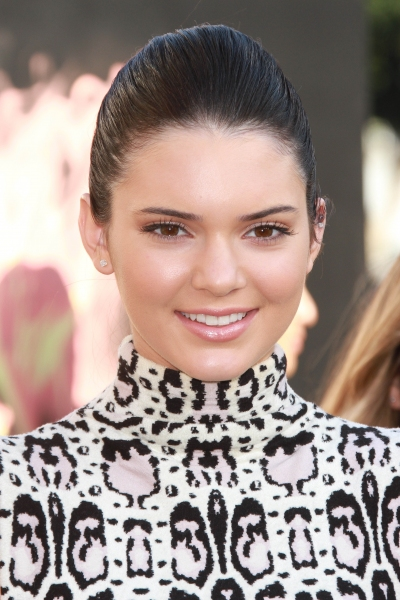 Kendall Jenner at THE HUNGER GAMES Premiere