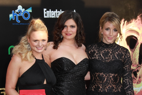 Miranda Lambert and Pistol Annies at THE HUNGER GAMES Premiere