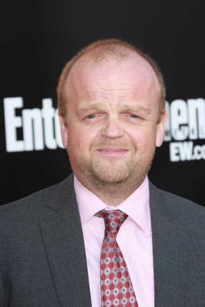 Toby Jones at THE HUNGER GAMES Premiere