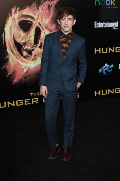 Photo Flash: THE HUNGER GAMES Premiere