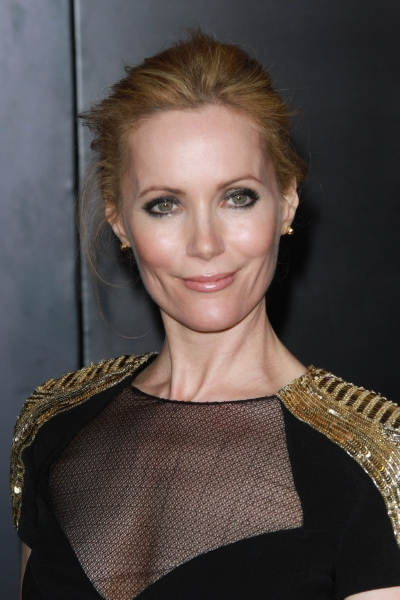 Leslie Mann at THE HUNGER GAMES Premiere