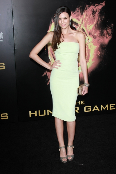Odette Annable Photo