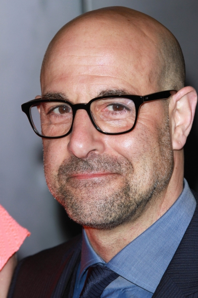 Stanley Tucci at THE HUNGER GAMES Premiere