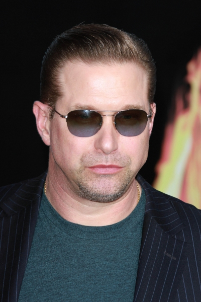 Stephen Baldwin at THE HUNGER GAMES Premiere
