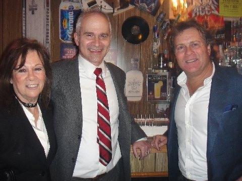 Sheila Tick, Alan Markinson, Jeffrey Tick