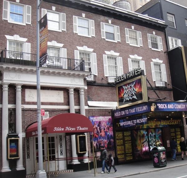 Photos: Helen Hayes Theatre Celebrates 100 Years on Broadway