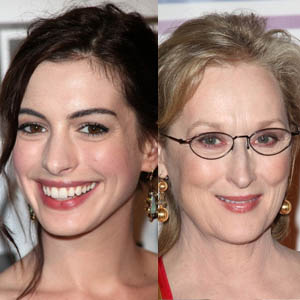Meryl Streep & Anne Hathaway in Talks for INTO THE WOODS in Central Park?