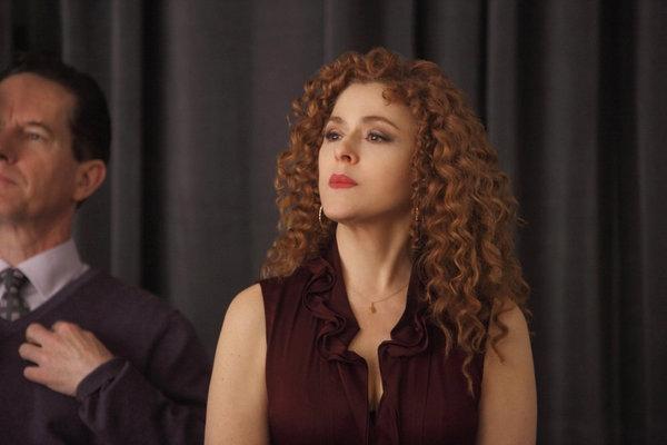 Photo Flash: Bernadette Peters Guest Stars on Next Week's SMASH!