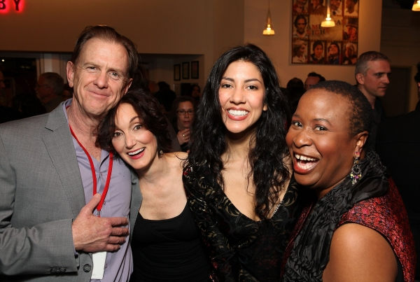 David Kelly, Terri McMahon, Stephanie Beatriz and Kimberly Scott