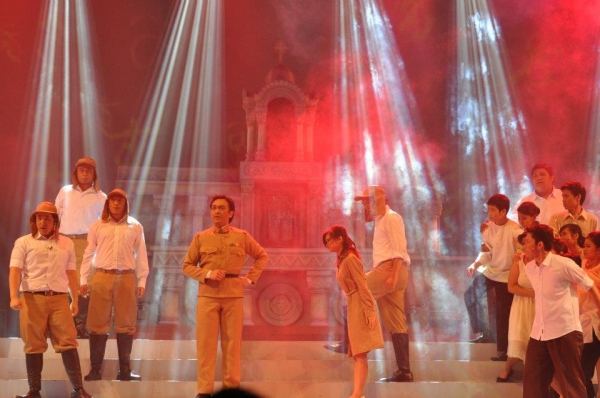 Photo Flash: De La Salle University Restages A FIRE IN THE SOUL