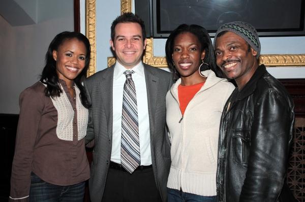 Nikki Renee Daniels, Peter Avery, Lisa Nicole Wilkerson, JD Webster Photo