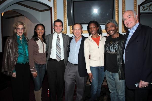 Mary Milton, Nikki Renee Daniels, Peter Avery, Marc Gershwin, Lisa Nicole Wilkerson,  Photo