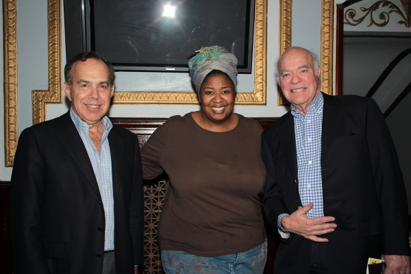 Marc Gershwin, Natasha Yvette Williams, Mike Strunsky
