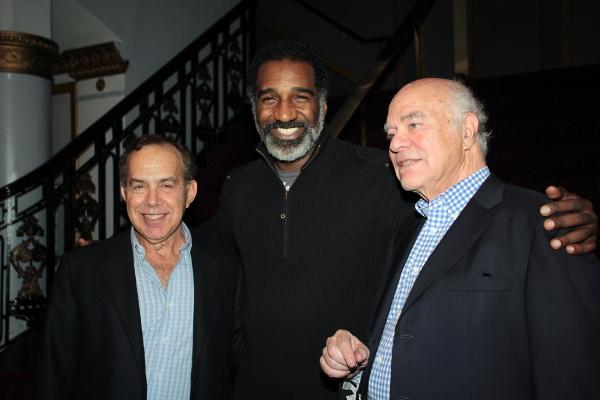 Marc Gershwin, Norm Lewis, Mike Strunsky